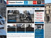 screenshot http://www.france-scooter.fr/ concessionnaire piaggio vespa gilera