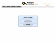 screenshot http://www.francerol.com/ fabricant bobines papier france rol