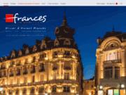screenshot http://www.frances-immobilier.com immobilier montpellier