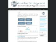 screenshot http://www.franchise-developpement.com/ gdh franchise développement