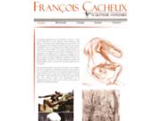 Site officiel de François Cacheux