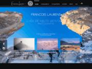 screenshot http://www.francoislaurens.com francois laurens, guide de haute montagne et photo