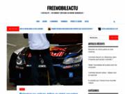 screenshot http://www.freemobileactu.com free mobile actu