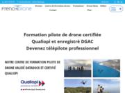 FrenchiDrone, votre centre de formation pilote de drone