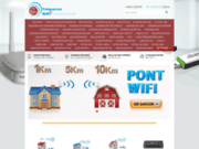 screenshot http://www.frequence-wifi.com antennes wifi frequence