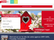 Agence immobiliere Froustey