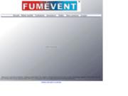 screenshot http://www.fumevent.fr/ fumisterie ventilation val d'oise