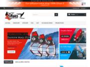 FUN-DIFFUSION surfshop : le n°1 Windsurf en VPC. Site de vente de matériel windsurf