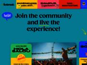 screenshot http://www.funbreak.fr/ funbreak