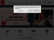 La libraire Furet du Nord sur Internet : achat en ligne de livres