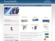 screenshot http://www.furness-controls.fr/ furness controls - détection de fuite