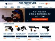 Fusil-Calais: carabine à plomb pas cher