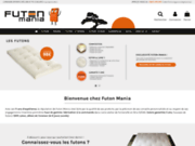 screenshot http://www.futon-mania.fr futon mania