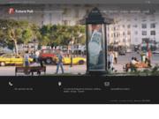 screenshot https://future-pub.tn/ Panneaux Publicitaires