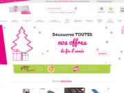 screenshot http://www.fyzea.fr fyzea - vente matériel de physiothérapie