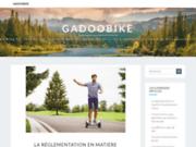 screenshot http://www.gadoobike.fr gadoo bike
