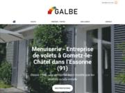 Galbe, menuiserie aluminium à Gometz-le-Châtel