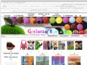 screenshot http://www.galerie-contemporaine.com galerie art contemporain d'un artiste peintre pascal poussin