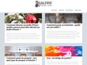 Galerie Didier Peinture artistique vente oeuvres d'art uniques