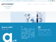 screenshot http://galwebdesign.net galwebdesign conception de site internet en guyane