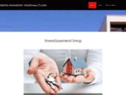screenshot http://www.gambetta-immobilier-montceau71.com gambetta immobilier