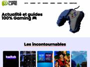 screenshot http://www.gamerslife.fr gamers life - blog jeux vidéo