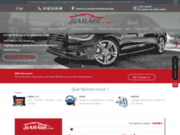 screenshot https://www.garage-246-automobile.fr/ Garage automobile à Étampes
