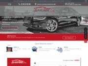 screenshot https://www.garage-246-automobile.fr/ Garage automobile à Étampes