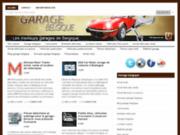 screenshot http://www.garage-belgique.be garage belgique : les meilleurs garages de belgique