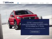 Garagiste et concessionnaire Peugeot près de Schirmeck
