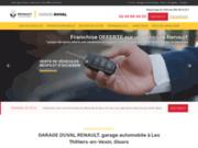 Garage automobile Les Thilliers-en-Vexin
