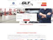 Garage automobile GLT à Thaon
