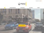 Garage Himber - garage automobile Renault près de Strasbourg et Obernai