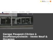 Garage automobile à Souffelweyersheim