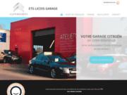 Garage Citroën à La Boissière-du-Doré