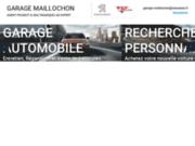 screenshot http://www.garage-maillochon.com garage maillochon