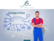 screenshot http://www.garage-nice.net/ Excellent garage