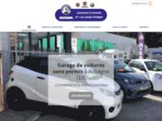 Le Garage Plesnar à Aubagne pour une voiture sans permis