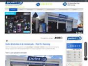 screenshot https://www.garage-points-tourcoing.fr/ Point S