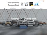 SOVACAR, concessionnaire automobile à Charmes