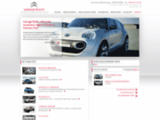 screenshot http://www.garage-rolfo.com garage citroen