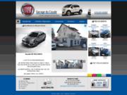 screenshot http://www.garageducoude.fr Vente voiture neuve et auto occasion Doubs Jura