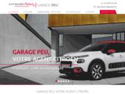 Garage et Carrosserie Peu à Varades en Loire-Atlantique