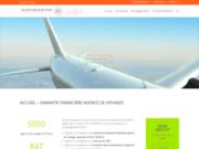 Garantie financière agence de voyages en création