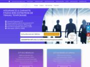 Garantie financière entreprise de travail temporaire