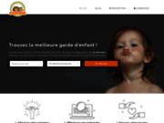 screenshot http://www.garder-mes-enfants.fr annonces de garde d'enfants