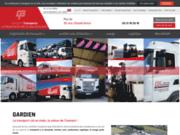 screenshot http://www.gardien-transports.com sfonds mouvant 62