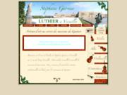 screenshot http://www.garnier-luthier.fr stéphane garnier, luthier à versailles