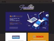 screenshot http://www.gaudcarsystem.com gaud car system