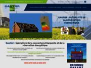 screenshot http://www.gautier-entreprise.fr entreprise multiservices du bâtiment